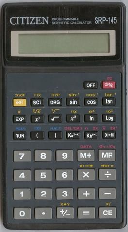 Дело в том, что калькулятор